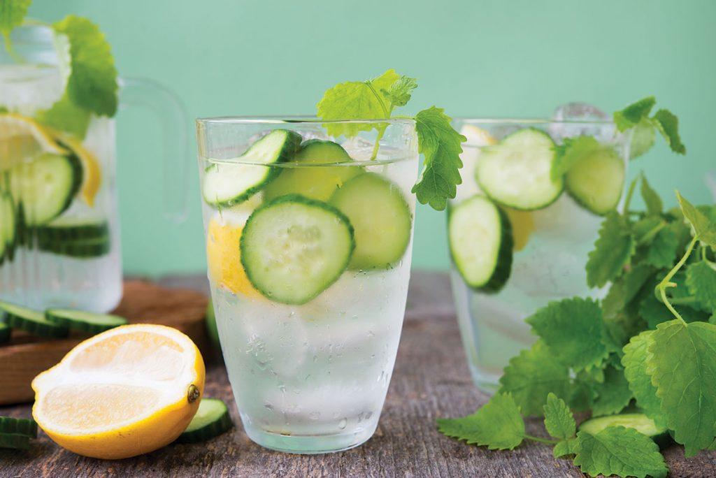 Revista Maxi - Agua de vitamina C