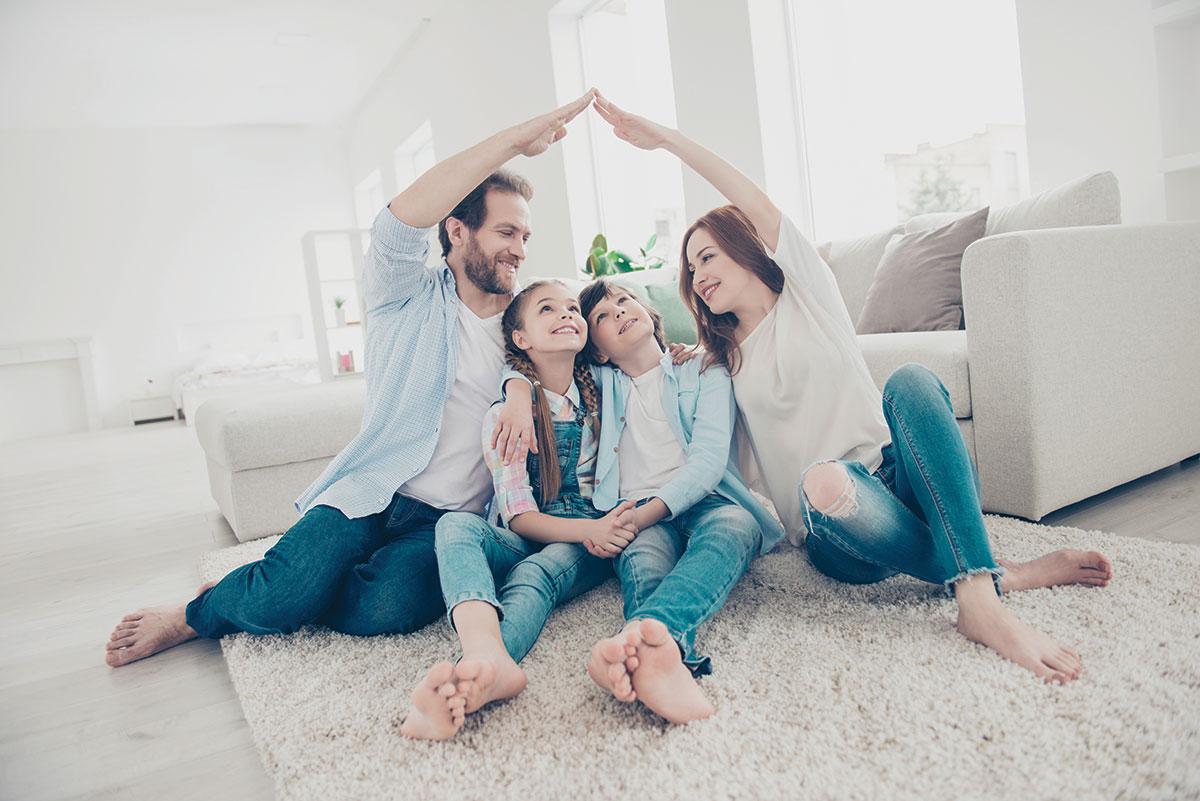 Diviértase en familia
