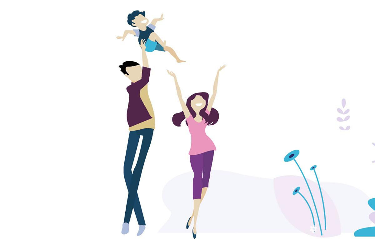Brinde seguridad a sus hijos