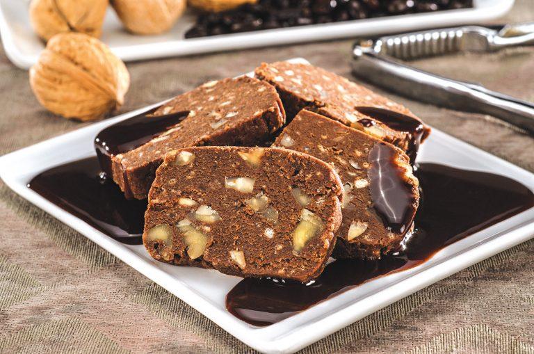 Salami de chocolate revista Maxionline