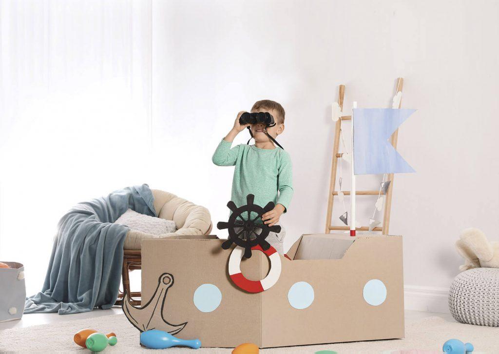 Fomente la creatividad en casa
