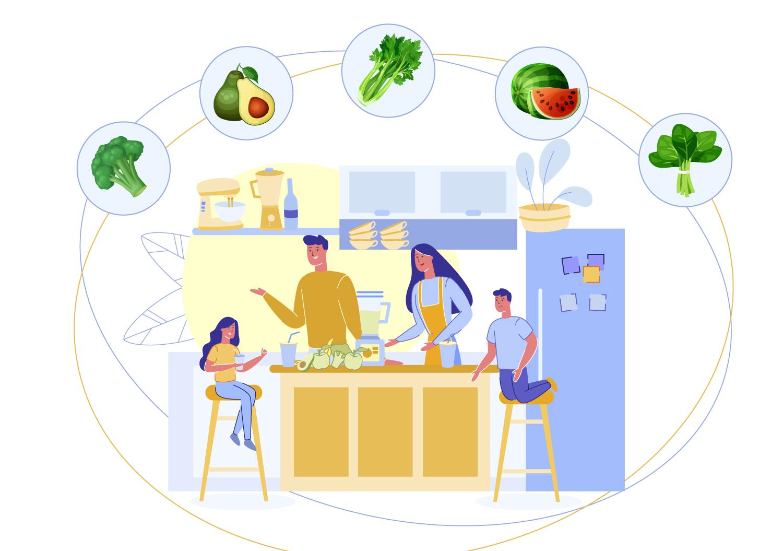 Los beneficios de una alimentación alcalina
