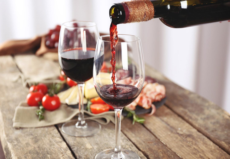 El vino tinto y sus reglas
