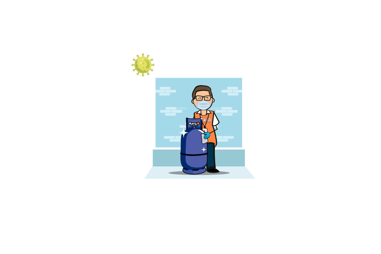 ¿Cómo cuidar y desinfectar tu bombona de gas?