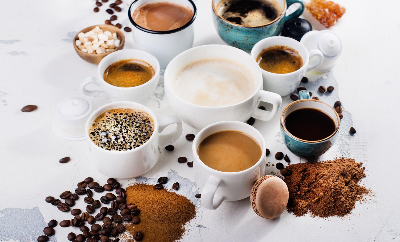 CAFÉ… ¡UN MUNDO!