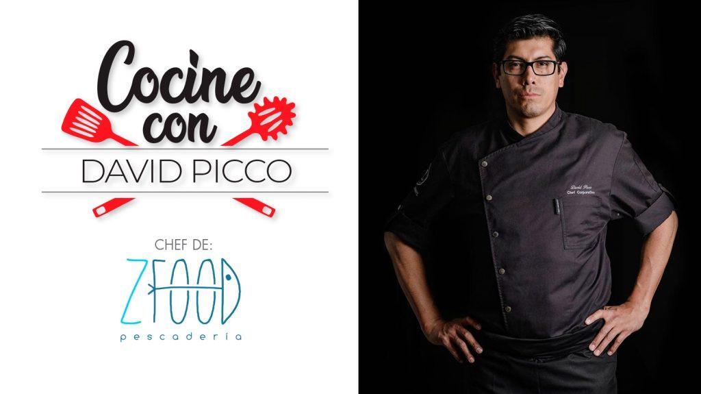 Cocine con David Picco