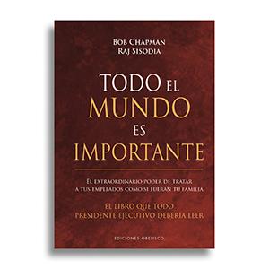 TODO EL MUNDO ES IMPORTANTE