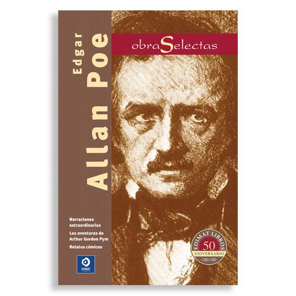 2) Obras selectas de Edgar Allan Poe