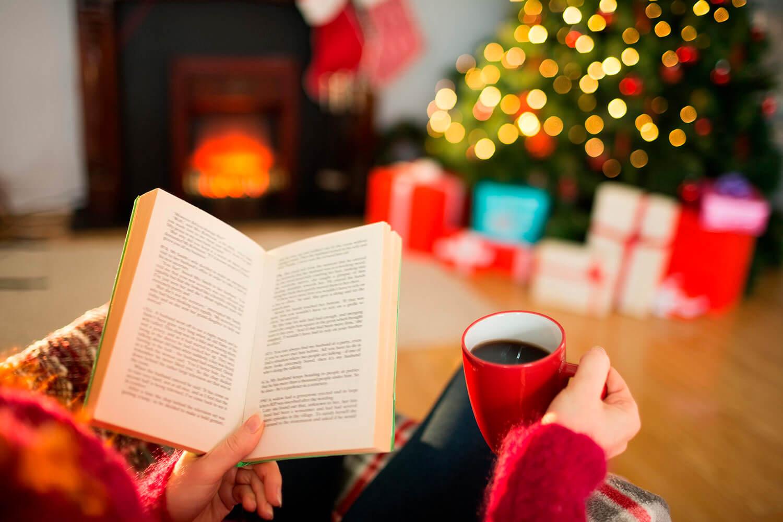El valor de un libro en Navidad
