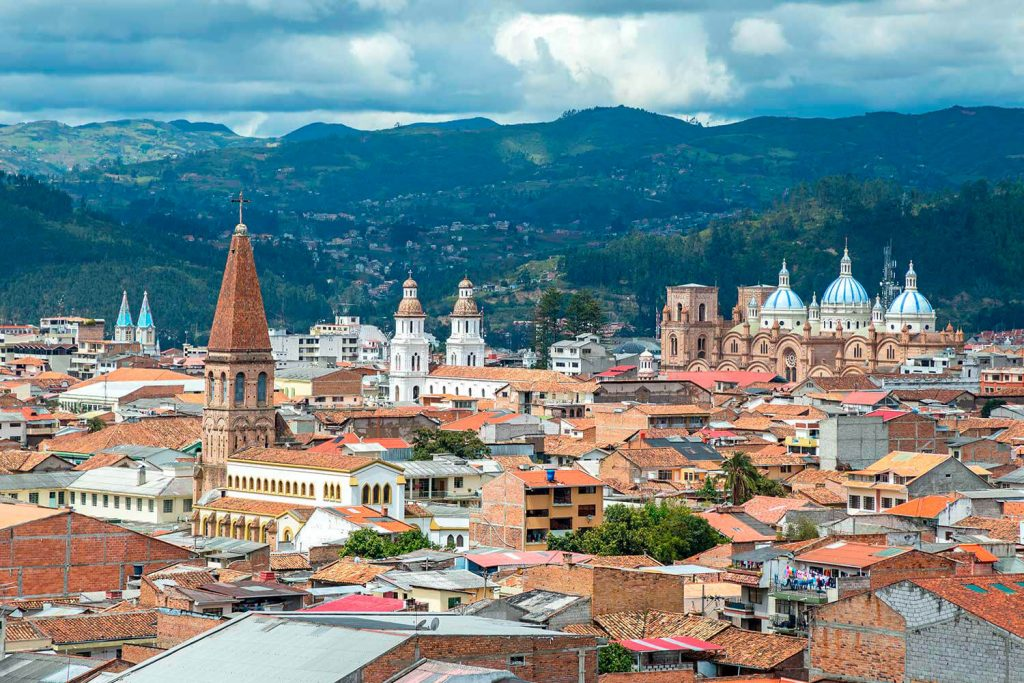 La belleza de Cuenca