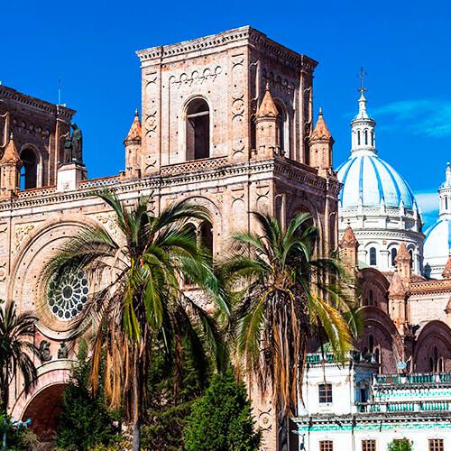 La Catedral de la Nueva Inmaculada Concepción