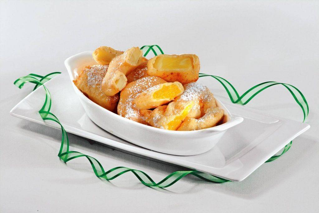 Buñuelos de frutas