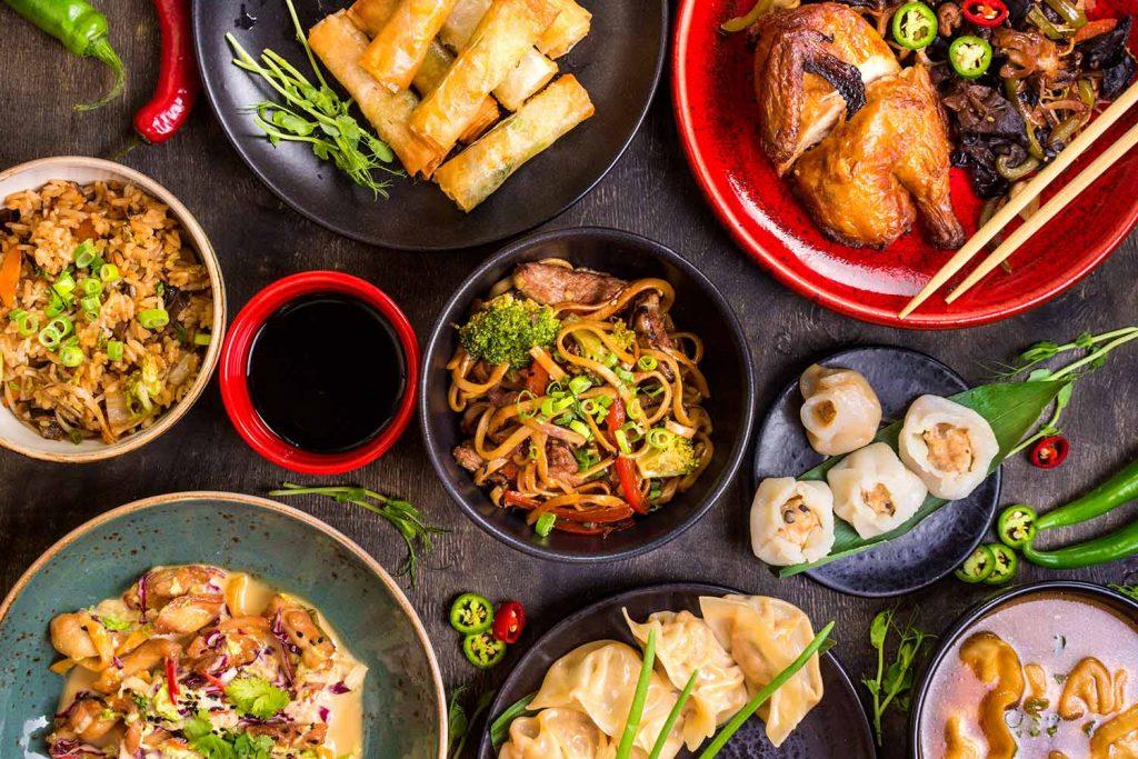 Las delicias de China