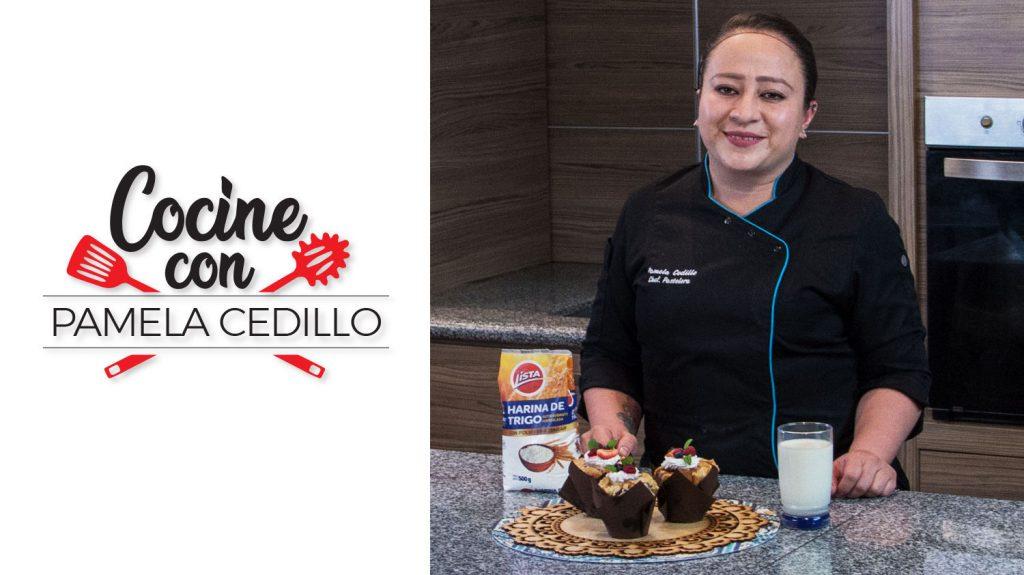 Cocine con Pamela Cedillo