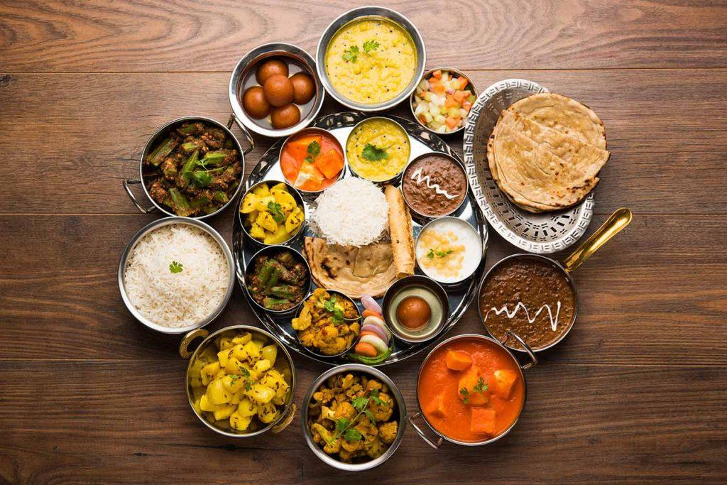 El intenso y exquisito sabor hindú