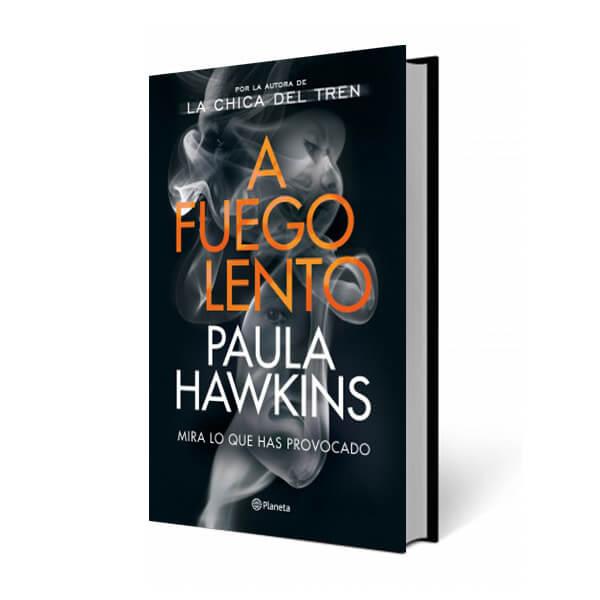 A FUEGO LENTO, Paula Hawkins