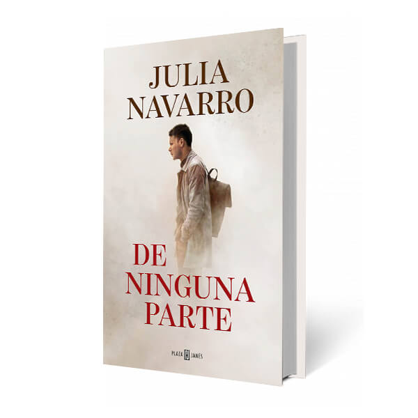DE NINGUNA PARTE, Julia Navarro